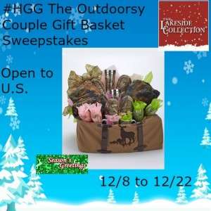 lakeside collection gift basket image