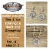 Bullet Designs Fire and Ice Jewelry Giveaway Feb 16 - March 2