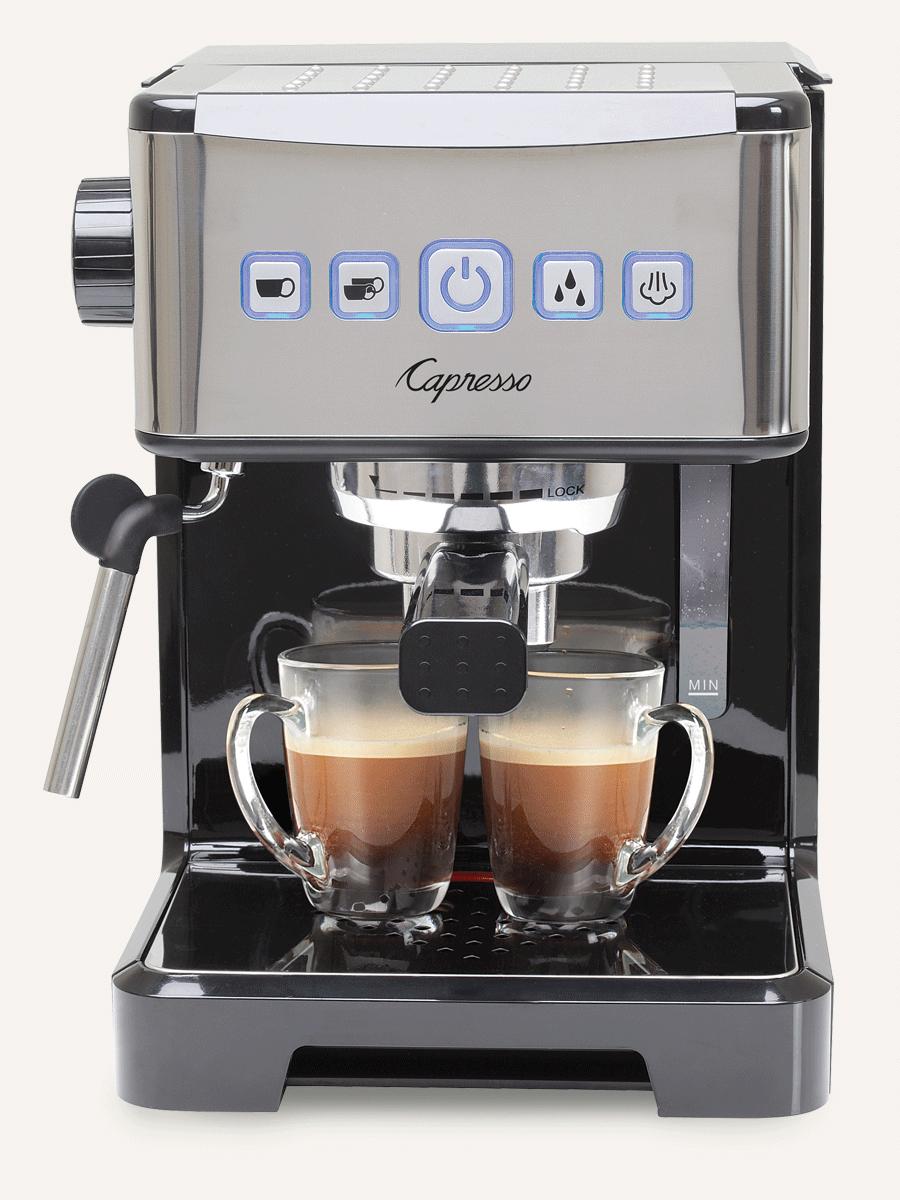 Capresso Ultima PRO Espresso & Cappuccino Machine Giveaway ($200 RV) #Capresso #Giveaway (Ends 6/27!)