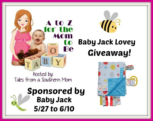 Baby Jack Lovey Giveaway {ends 6/11}