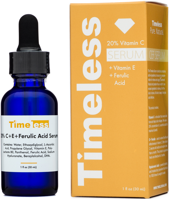 Timeless Skin Care Serums #Review #HGG16