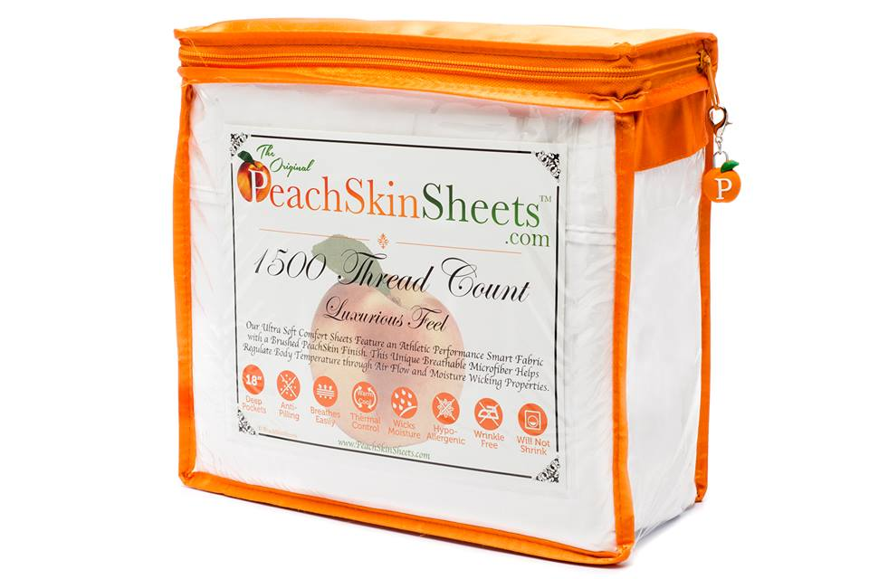 PeachSkinSheets #Review- The Perfect Gift #HGG17