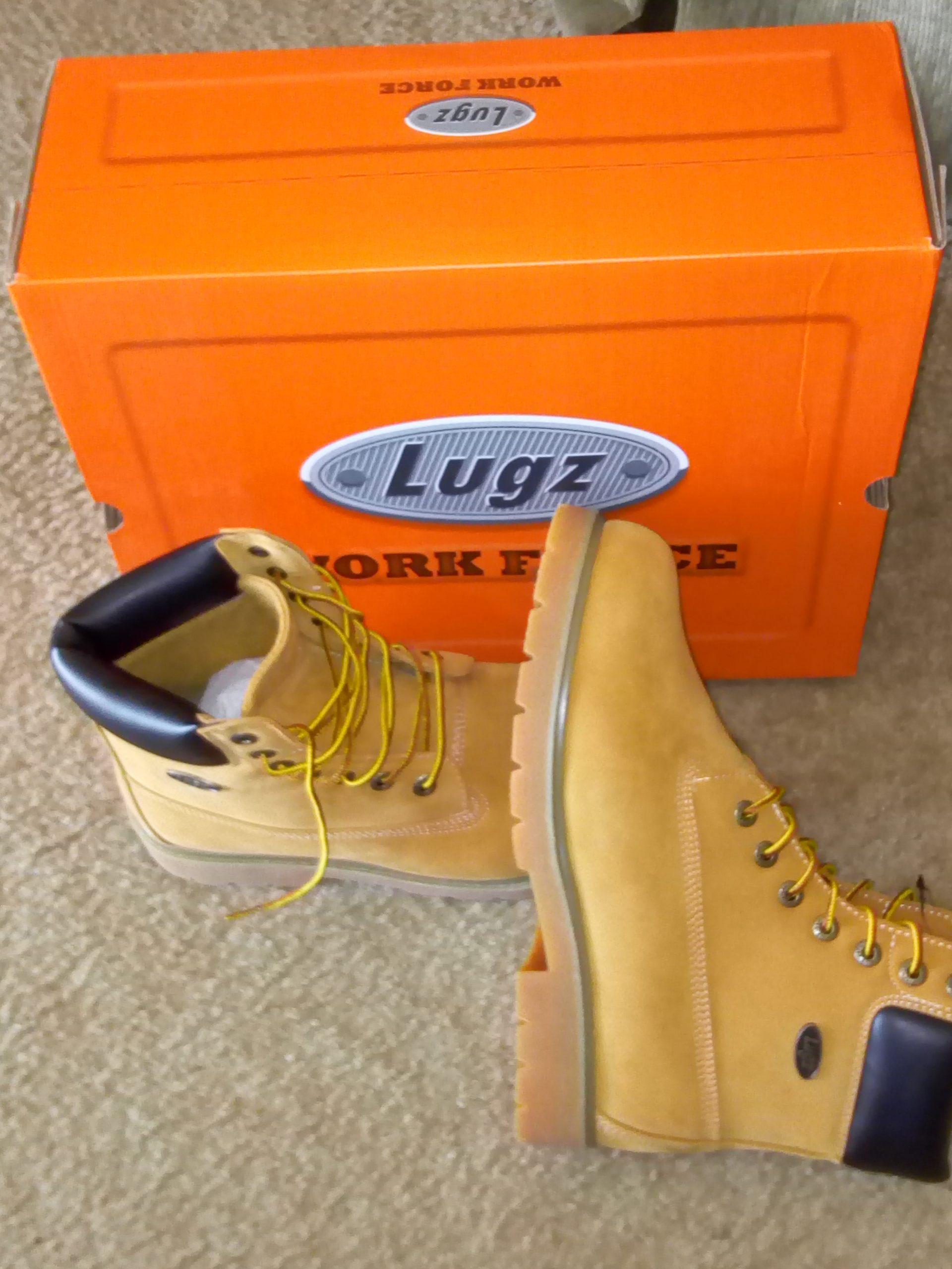 LUGZ MEN'S DRIFTER 6 ST WIDE #REVIEW #HGG17 @LugzNYC