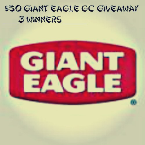 Bloggers Wanted- $50 Giant Eagle GC