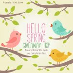 Hello Spring #Giveaway Hop{ends 3/29}