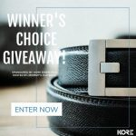 KORE Essentials Belt & Buckle (Winner's Choice)[ends 6/3]