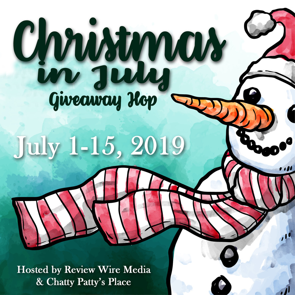 Christmas in July Giveaway Hop{ends 7/15}
