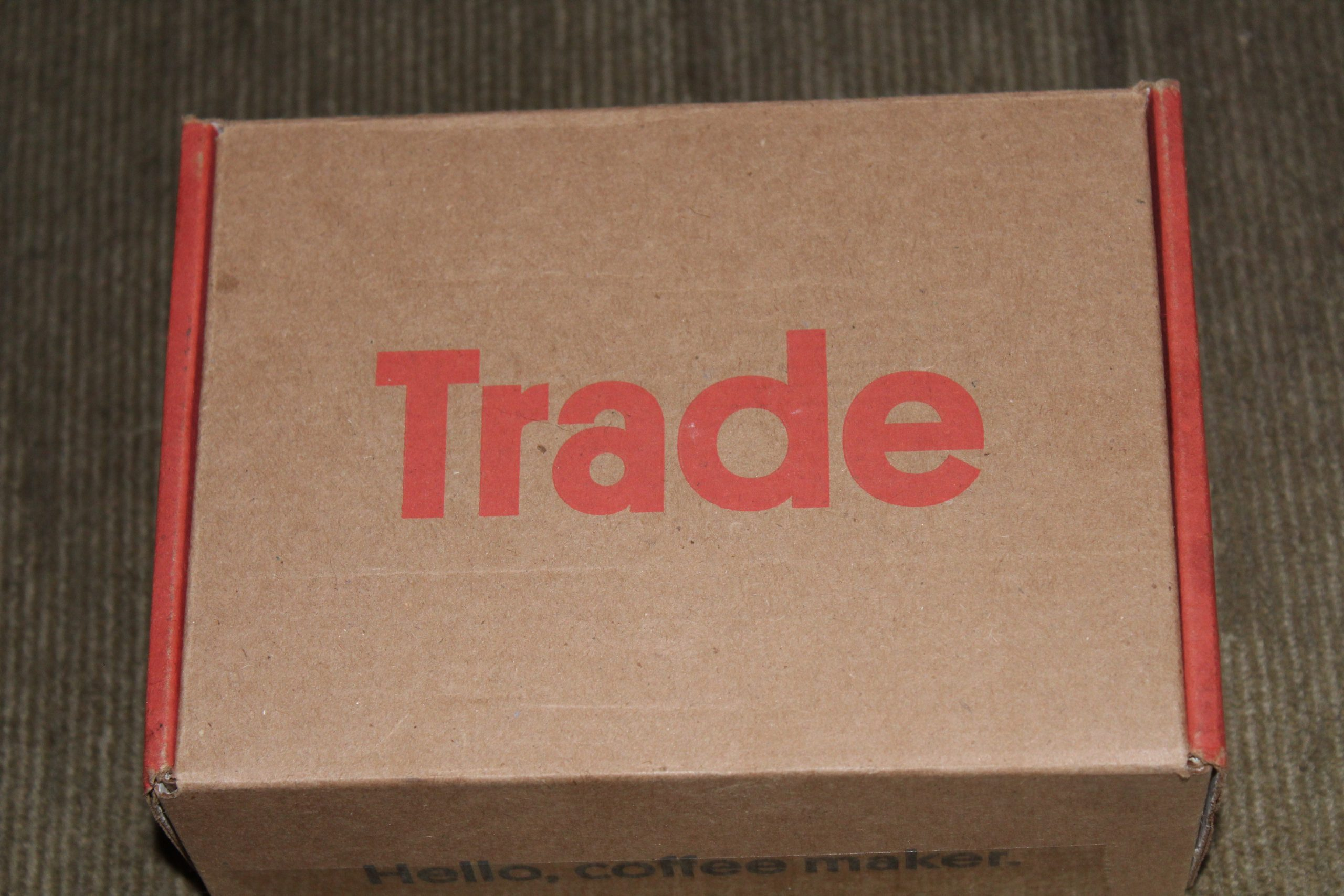 Trade Coffee Subscription Service #Review