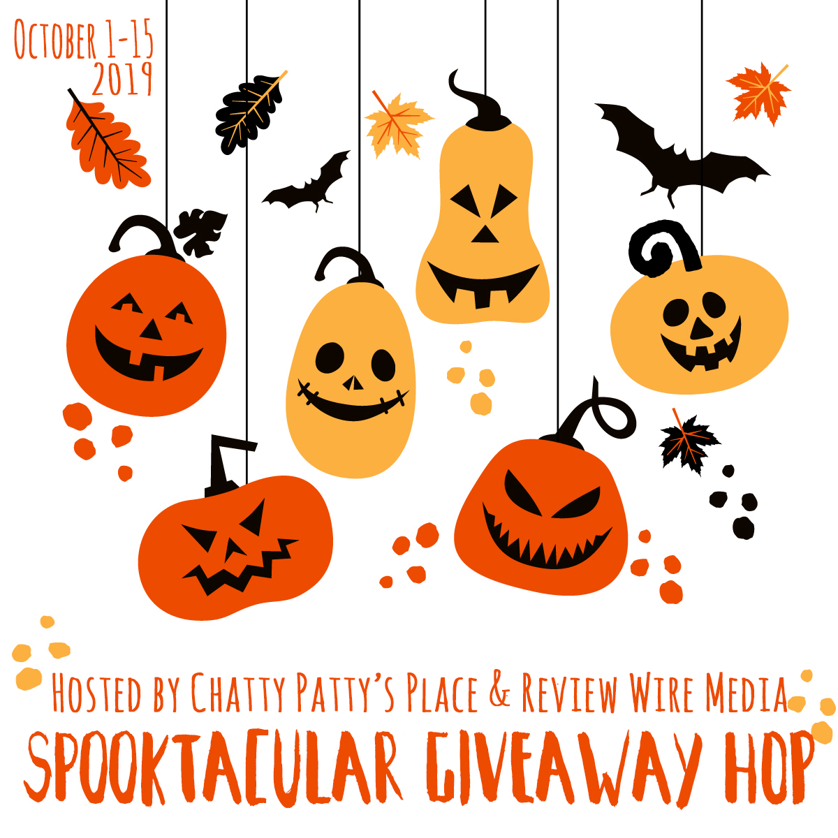 SPOOKtacular Giveaway Hop{10/15} #SPOOKtacularHop
