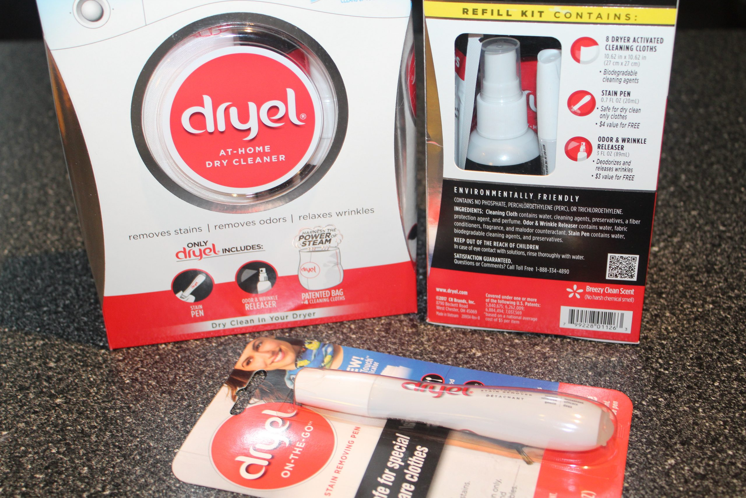 Dryel At Home Dry Cleaner #Review #HGG19 @dryel