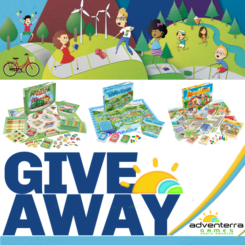 3 Adventerra Games #Giveaway{ends 2/27} WInner's Choice! (APV $75)