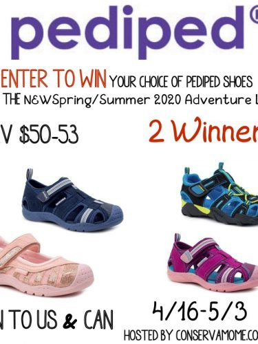 2 Winners! Pediped #Kids Shoes #Giveaway{ends 5/3)