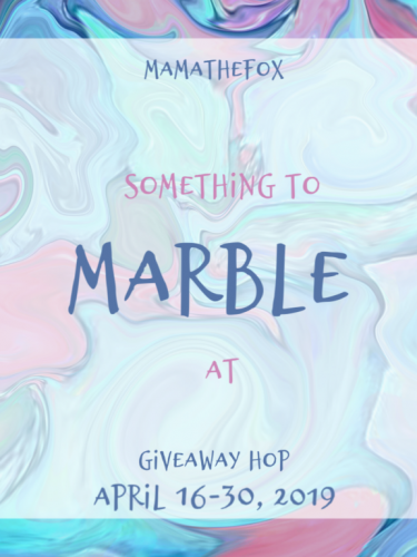 Something To Marble At #Giveaway Hop{ends 4/30}
