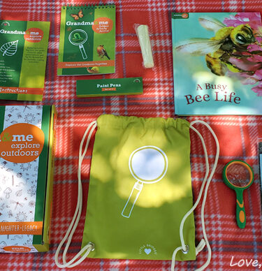 Grandma & Me Explore The Outdoors Activity Kit GIVEAWAY!{ends 8/27}